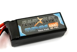 flightclub graphene battery
