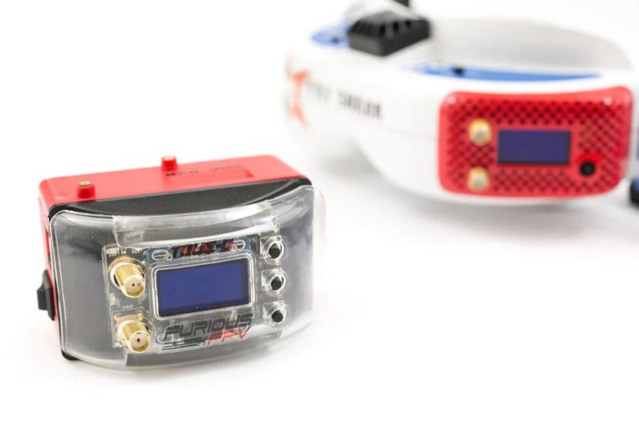 best fpv video receiver immersionrc rapidfire