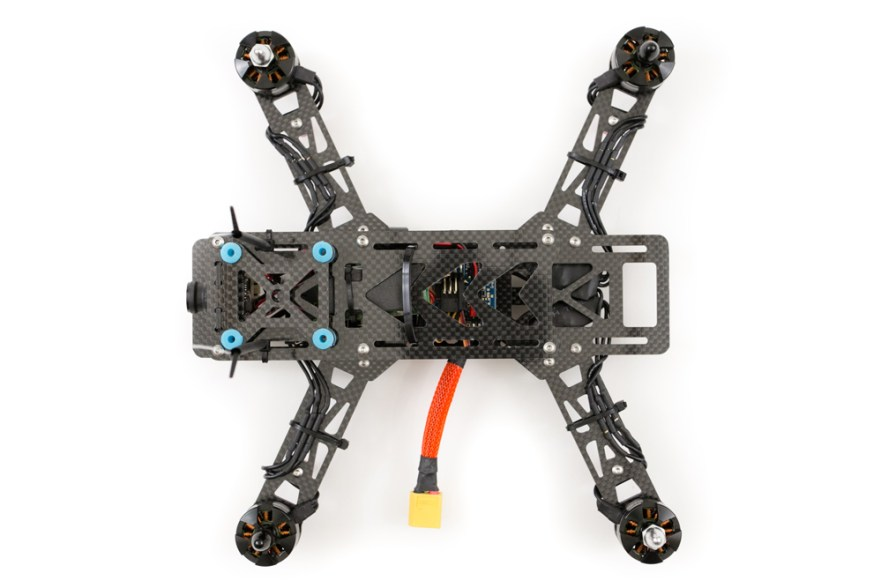 how to build a quadcopter