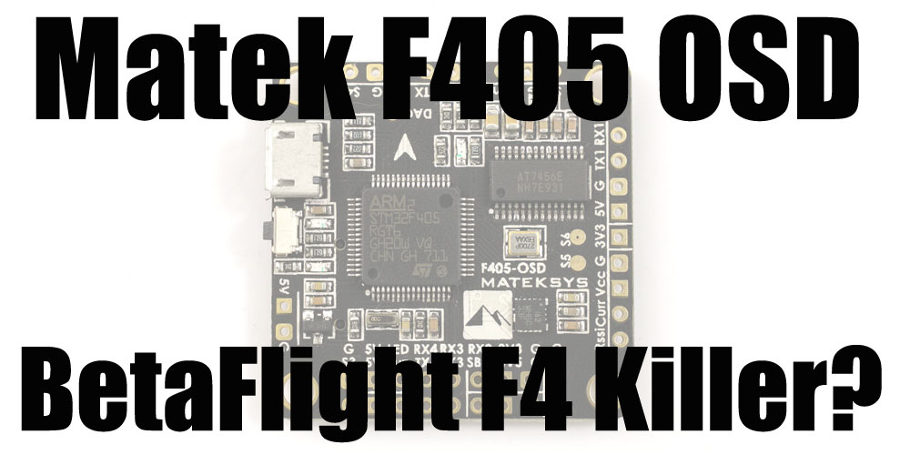 matek f405osd review