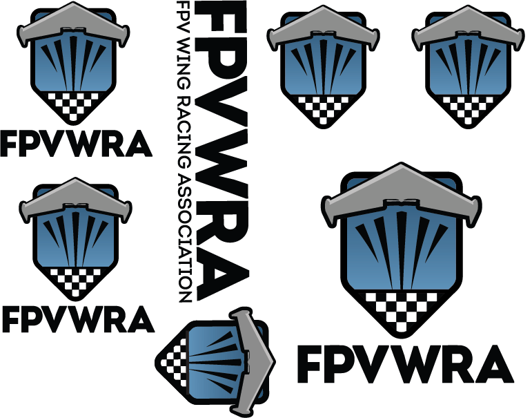 FPVWRA STICKER SHEET (LARGE)