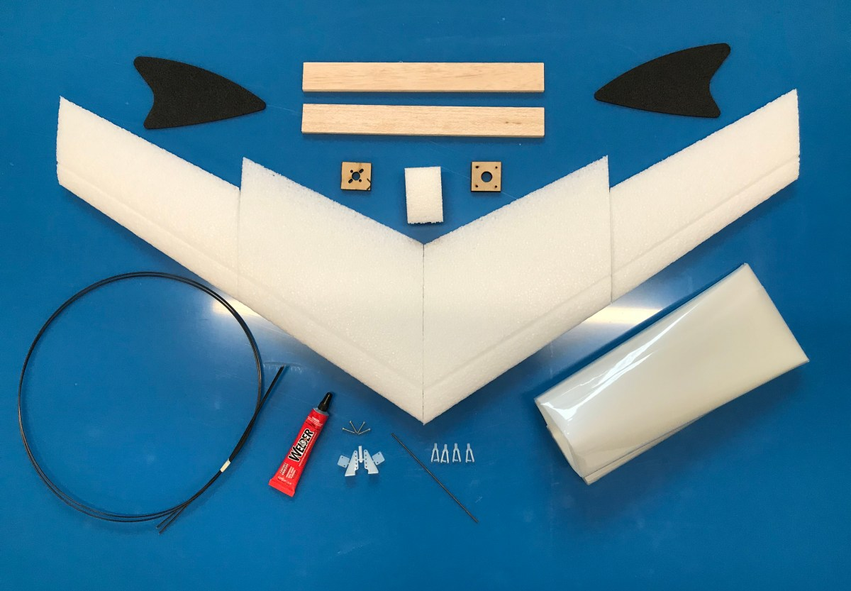 FPVWRA Spec Wing V2 by Video Aerial Systems