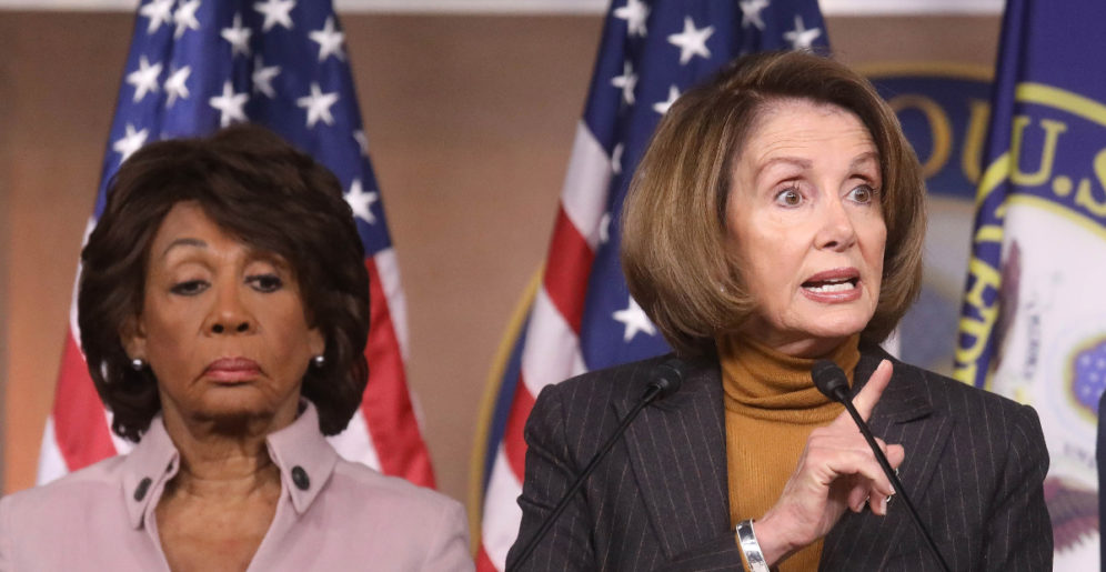 Image result for nancy pelosi, maxine waters, photos