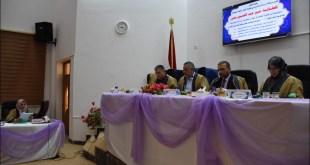 رسالة ماجستير للطالبة عبير عبد الحسين محي تناقش ظاهرة القحط في القرآن الكريم