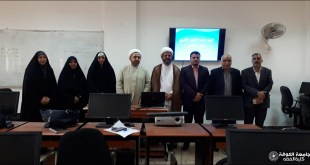 Department of jurisprudence and its establishment holds a workshop on electronic testing