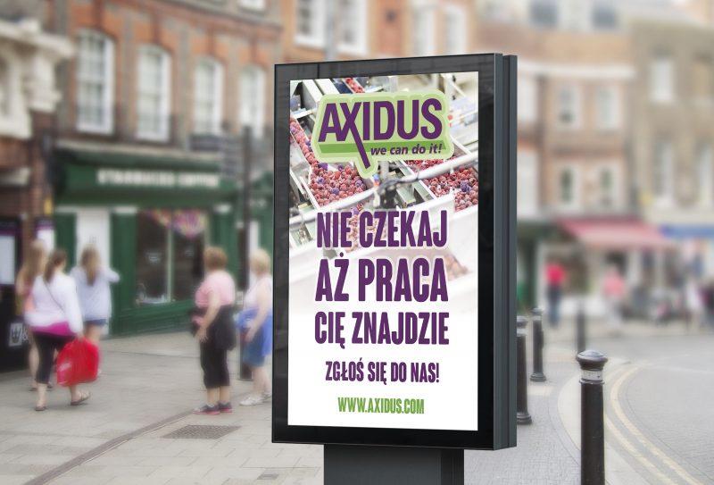 Axidus Uitzendbureau