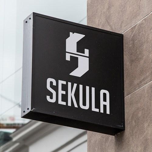 Rebranding logo SEKULA