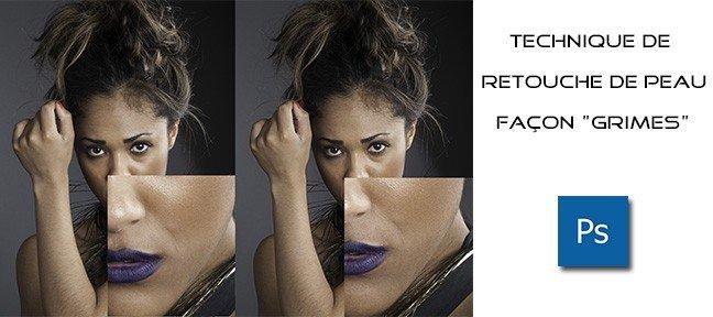Gratuit : Technique de retouche de peau sous Photoshop