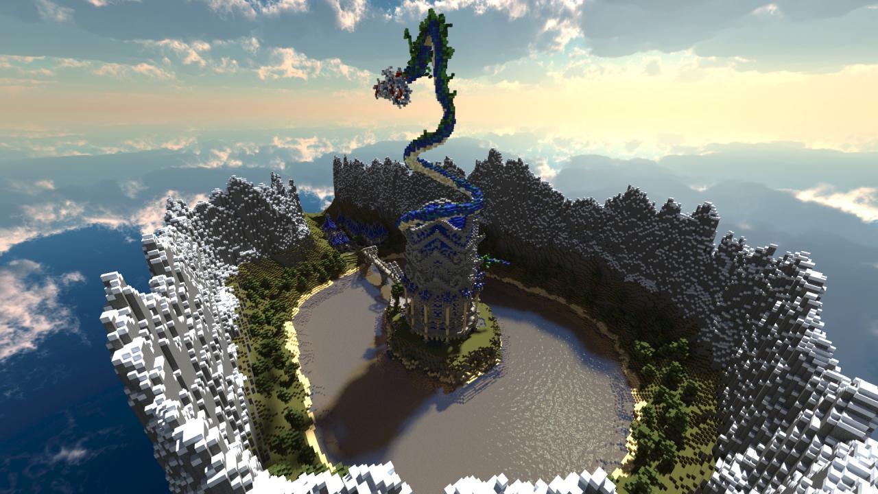 Minecraft Map Minecraft Realiga