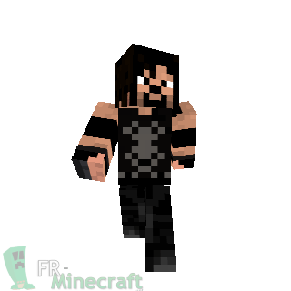 Minecraft Wwe Skins Best Skin In The Word - Skin para minecraft pe wwe