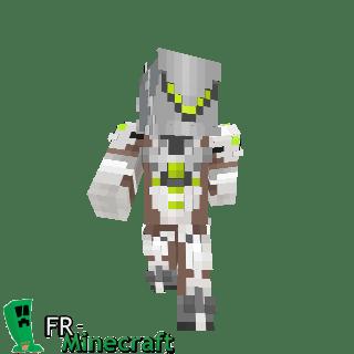 Minecraft Skin Minecraft Genji Overwatch