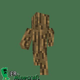 Minecraft Skin Minecraft Camouflage Bois