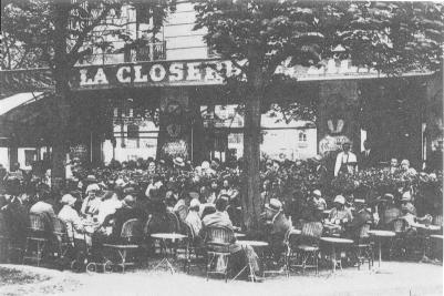 La Closerie des Lilas (1909)