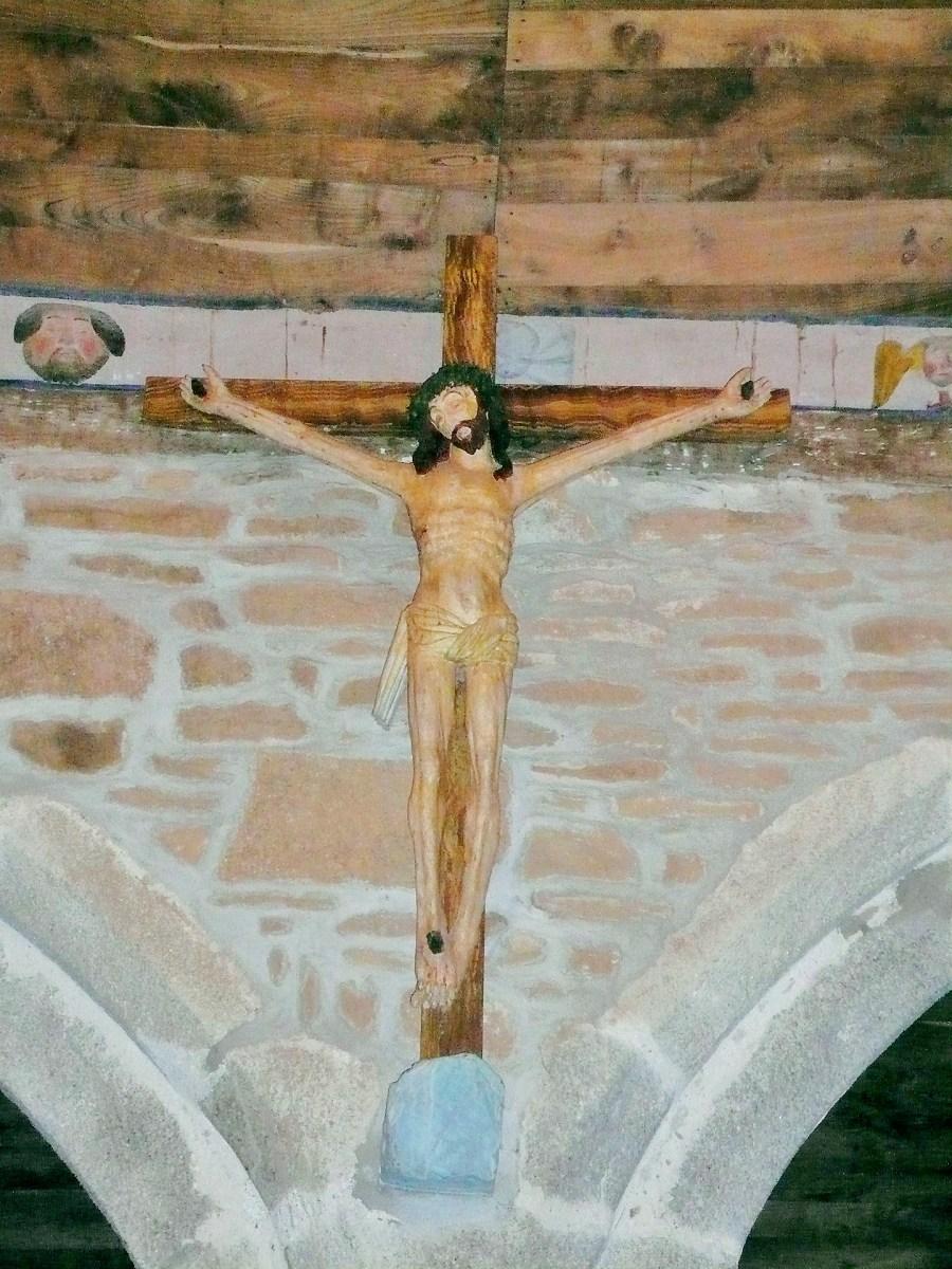 CHAPELLE DU CHRIST JAUNE