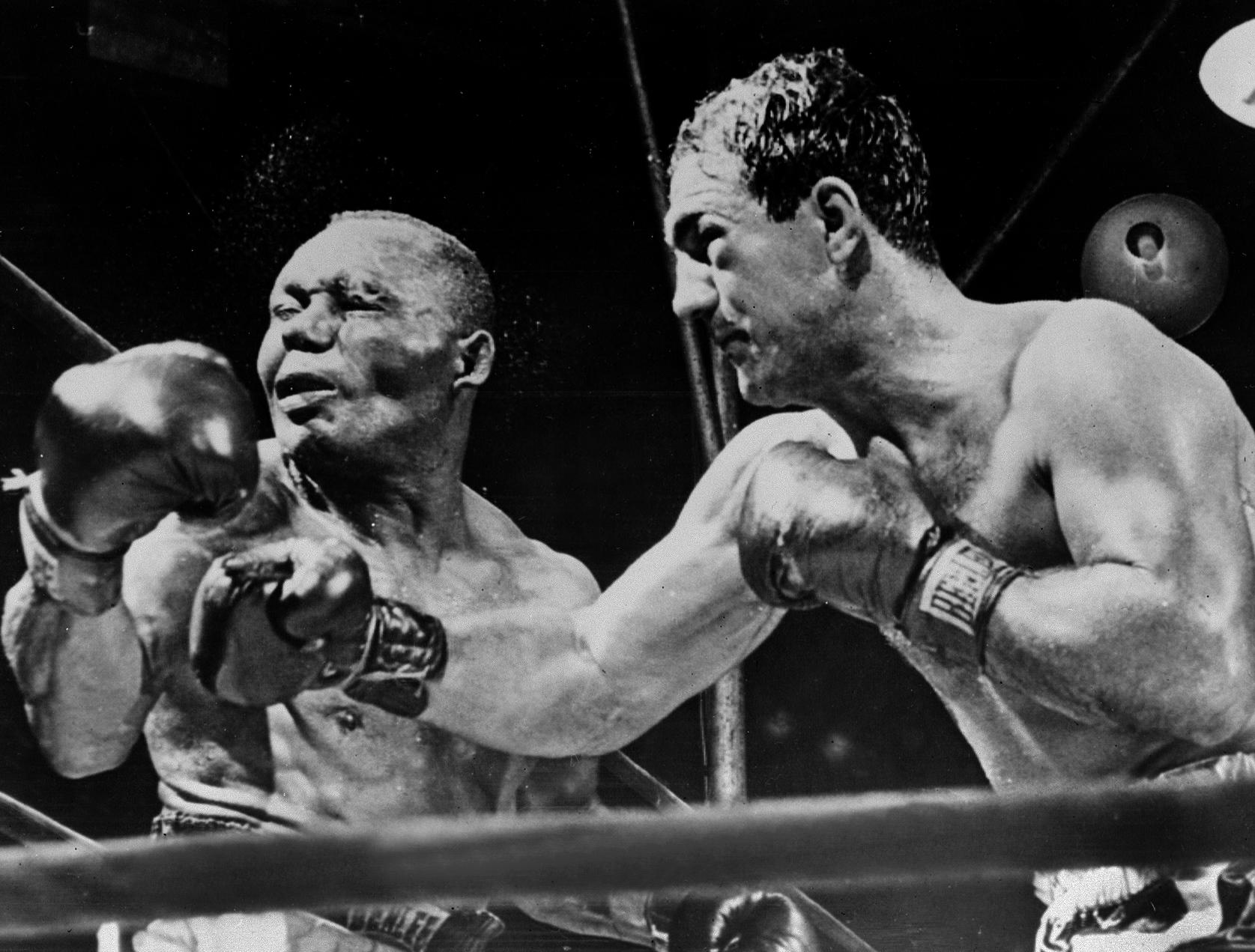 """Le jour où Rocky Marciano, le vrai """"Rocky"""",  a pris sa retraite à cause de sa foi"""