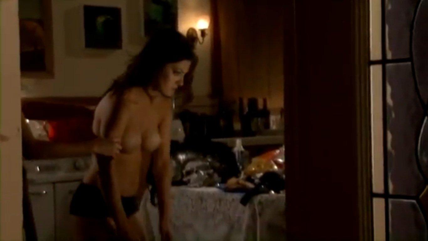 Marianne nackt Hagan Janine Turner
