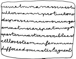 thread fil scribble