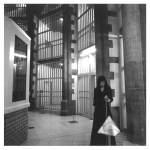 Joulia Strauss in St-Gilles prison 2002 © Lieven Nollet