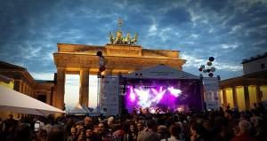 Fêtes et manifestations à Berlin en 2017