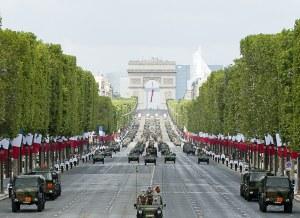 Le défilé du 14 juillet : retour sur toute une histoire de France ✓ Fête nationale annuelle sous la IIIeRépublique ✓Un signe fort d'unité nationale
