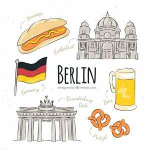 Pourquoi faire son stage à Berlin