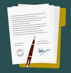 contrat de protection