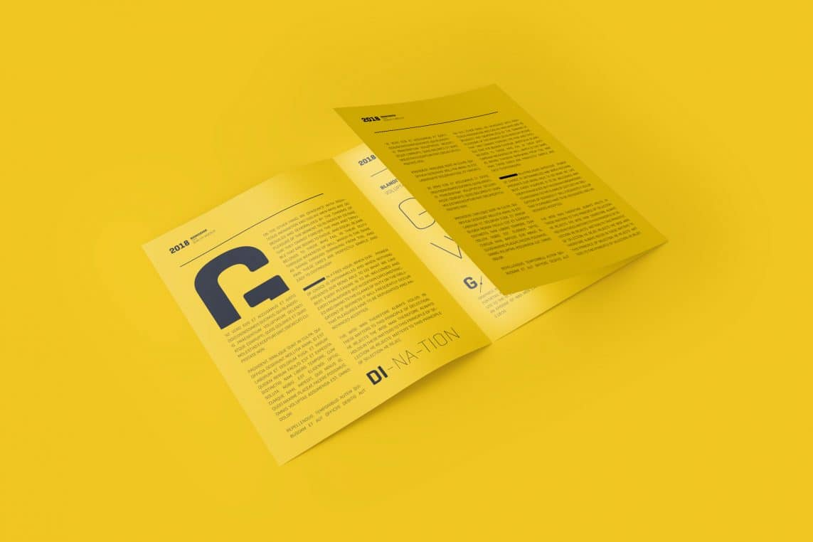 traduction brochures et dépliants