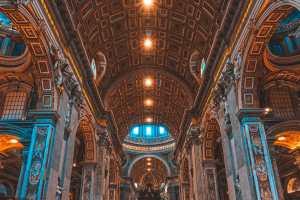 basilique St Peter du Vatican Italie