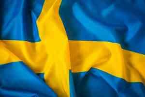 4 Raisons de s'expatrier en Suède : drapeau