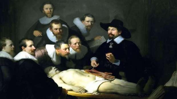 L'autopsie du corps humain durant la Renaissance