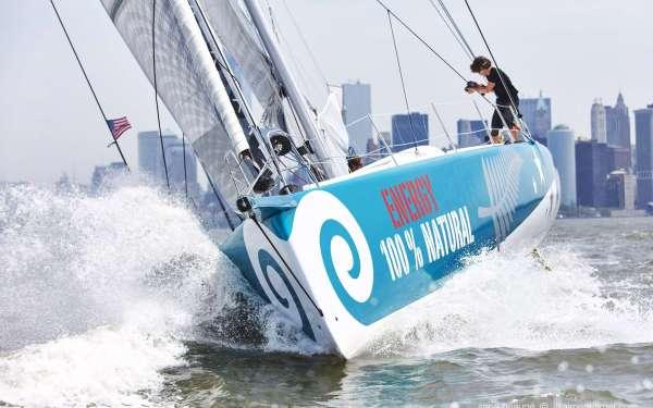 Vendée Globe : Conrad Colman nous présente son voilier ...