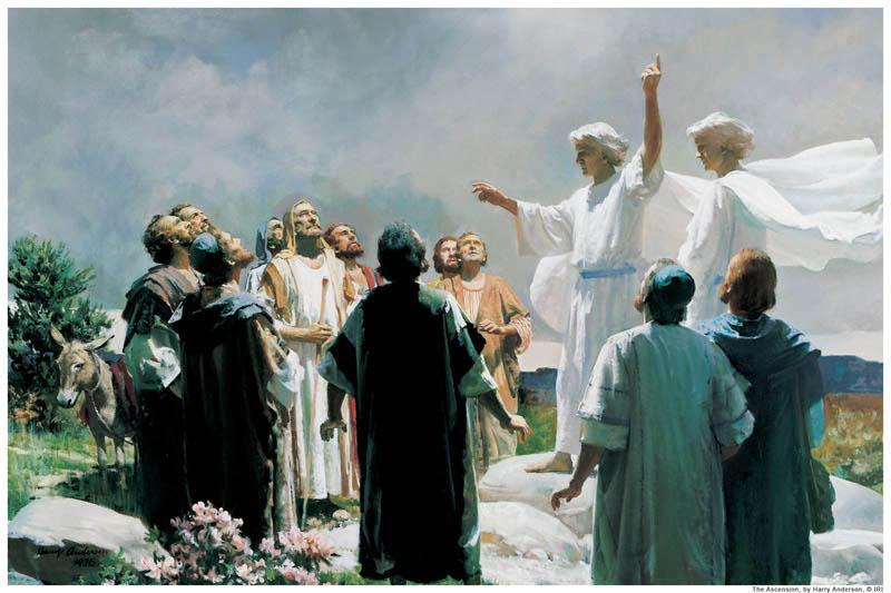 Quel est le Second Consolateur? - Jésus Christ