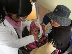 medicos cubanos Bolivia OMS
