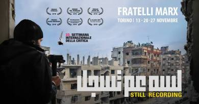 Projection: Still recording, un film de Saeed Al Batal et Giath Ayoub
