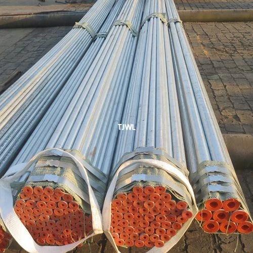 tube rond en acier galvanise par trempe a chaud pour les fabricants et les fournisseurs d eau chine professional factory wanlei