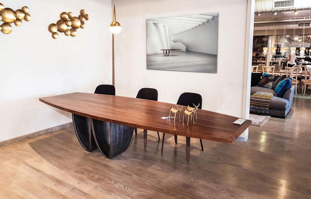 table repas haut de gamme table salle a manger design luxe