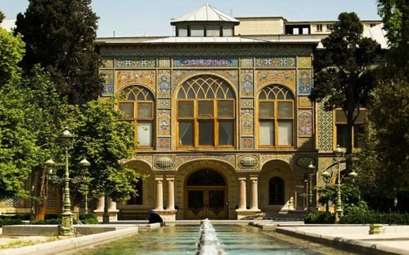 Geschichte des Iran :P des Golestan Teheran