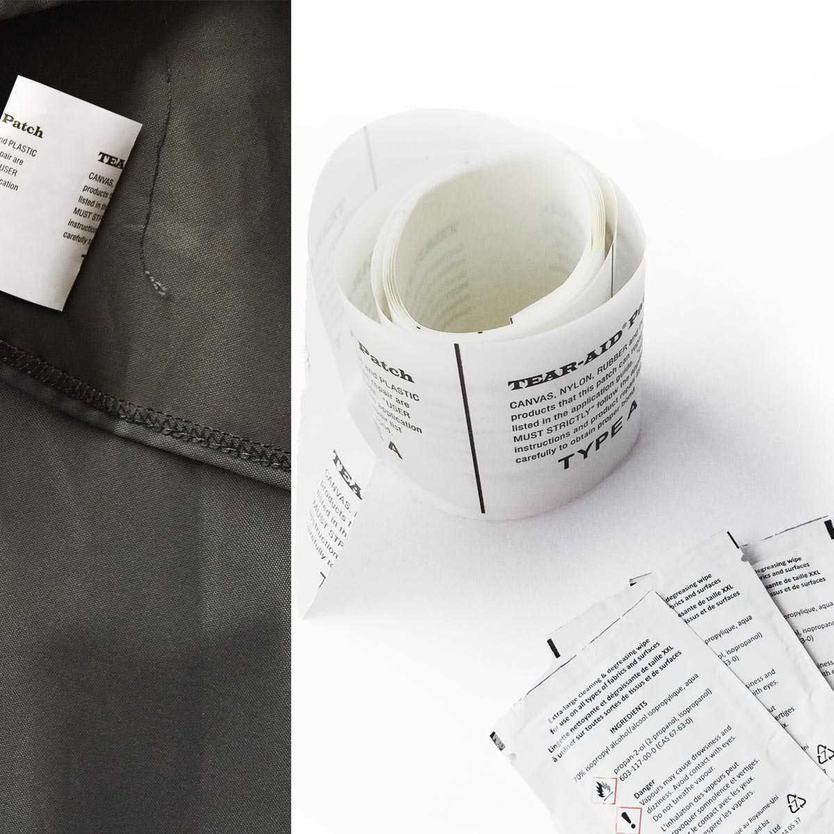 patch adhesif de reparation pour bache et toile rouleau 1m50 vente au meilleur prix jardins