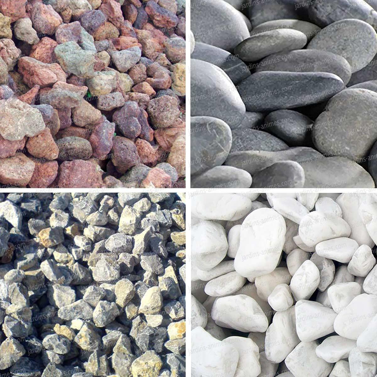 pierres decoratives pour jardin et gabions