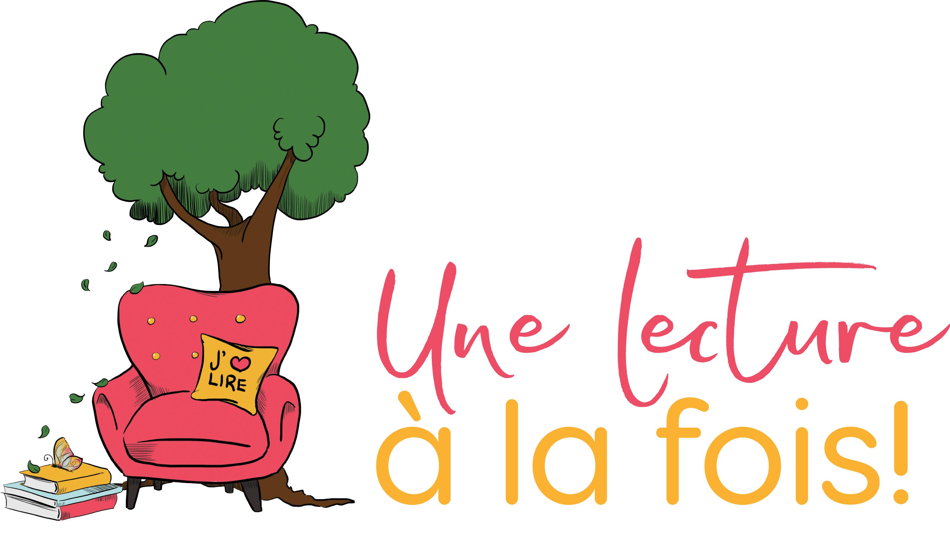 Logo Une lecture à la fois
