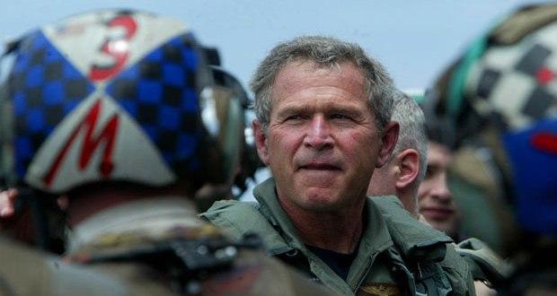 George Bush, former US President