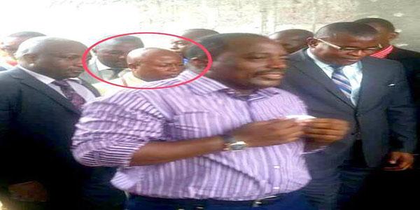 Joseph Kabila visiting kinshasa