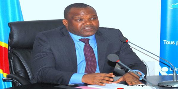 Photo du President de la CENI congolaise