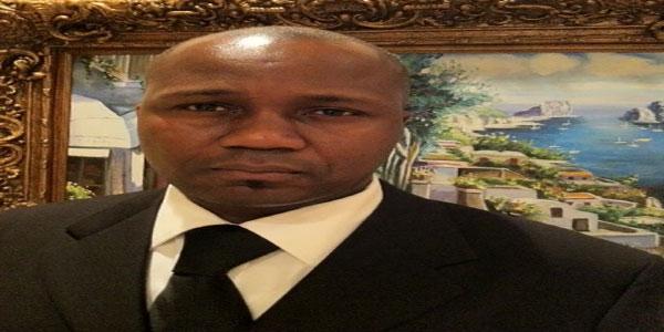 Photo d'un congolais Docteur en Droit