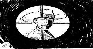 Caricature : Moise KATUMBI, cible