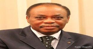 Eden KODJO, falicitateur du dialogue politique en RDC.