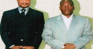 "Kofi OLOMIDE et ""Joseph KABILA"""