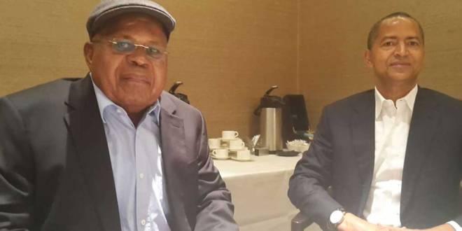 Etienne TSHISEKEDI et Moise KATUMBI