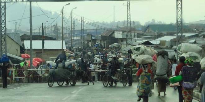 Frontière RDC - Rwanda