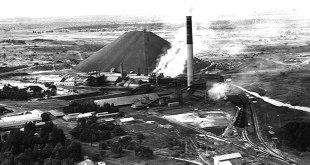 Gécamines Lubumbashi fonderie de cuivre